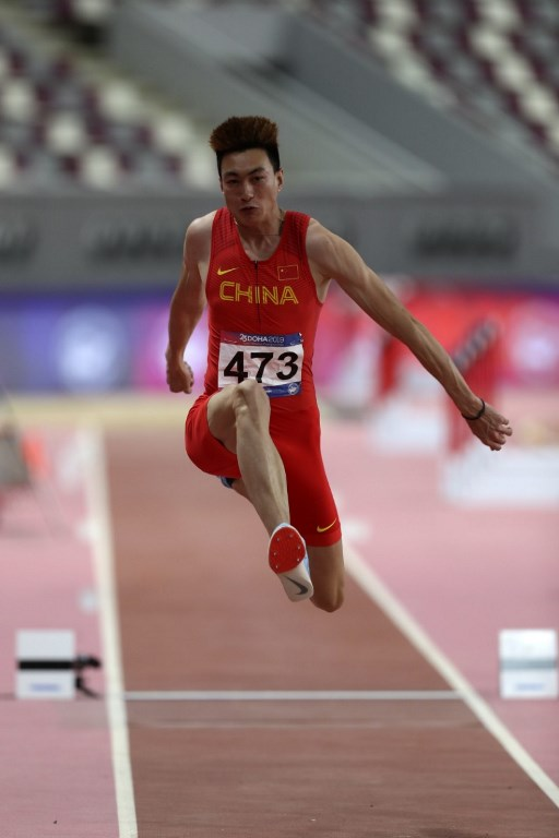 ATHLETICS - ASIA - QAT